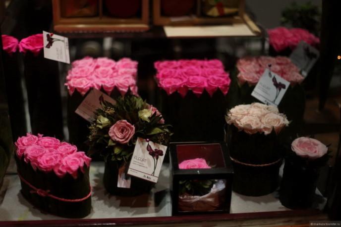 Топ-12 цветочных магазинов Москвы